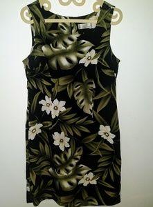 Dressbarn Jungle Dress